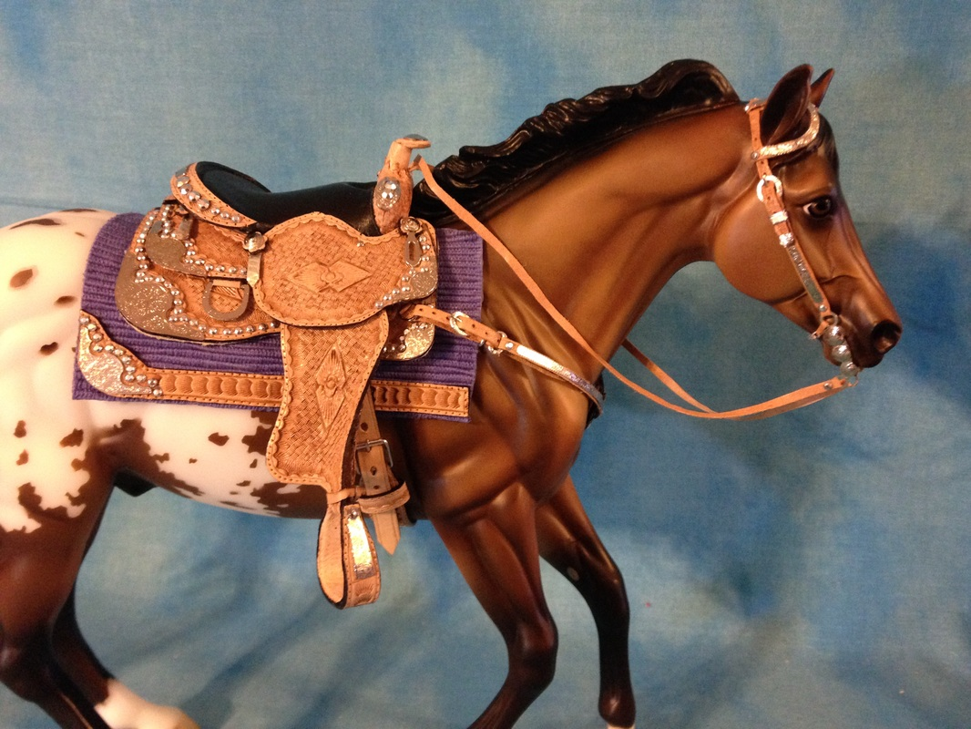 Tack Makers - Model Horse Artisan Guide